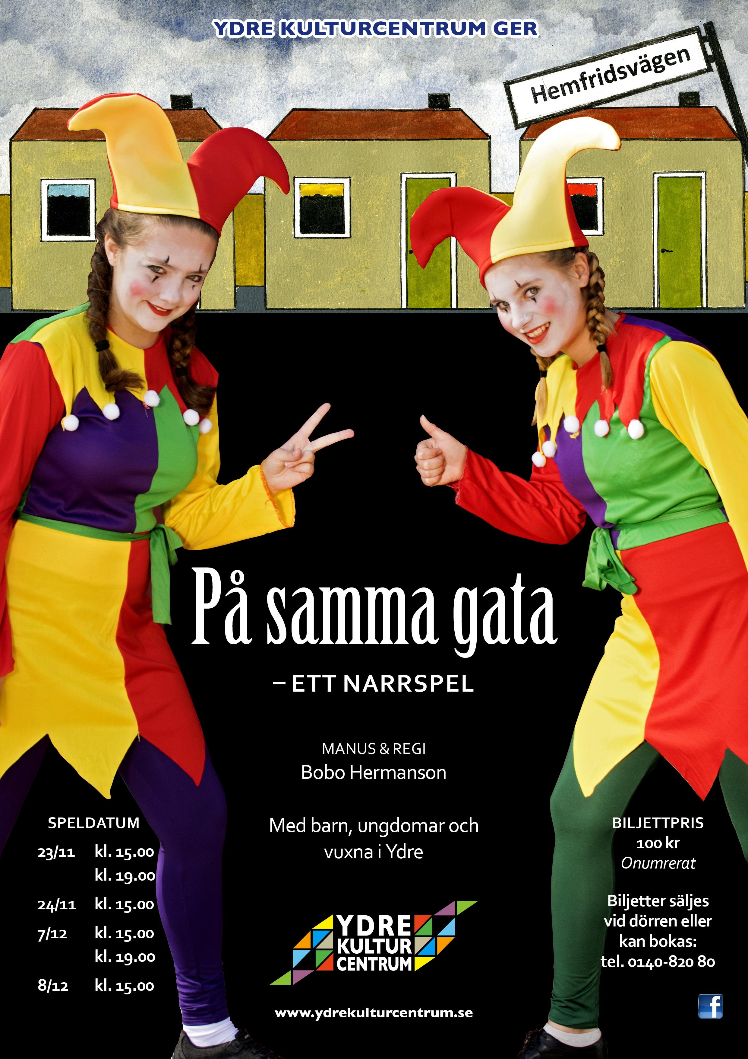 PÅ SAMMA GATA